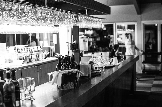 bar restaurant chefs hospitality industry