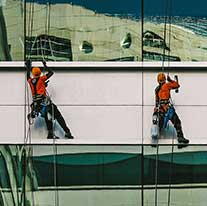 Commercial Window Cleaners Insurance