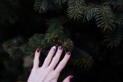 Christmas nailsss